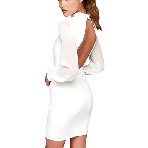 autumn-melody-stylish-sexy-solid-color-pack-hip-skirt-slim-lady-dresses