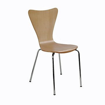 Charmant Bent Plywood Chair