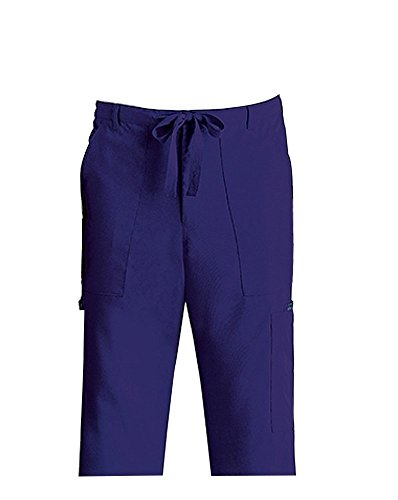 Pkt Drawstring (Grey's Anatomy 0203 Men's Drawstring Pant Purple Rain XL Tall)