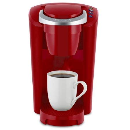 red coffee maker keurig - 8