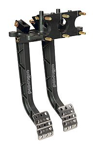 Wilwood 340-11299 Brake and Clutch Pedal Assembly by Wilwood
