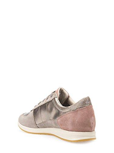 Geox D52H5B 0AJ22 Sneakers Donna Beige 40