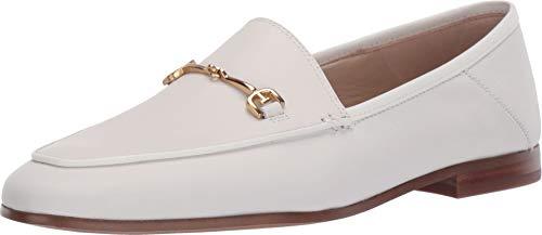 Sam Edelman Women's Loraine Loafers, Bright White, 4.5 M US ()