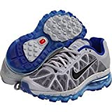 Cheap Nike Air Max 2011 (GS) Big Kids Running Shoes [431873-006] Wolf Grey/Black-Drenched Blue-Dark Grey Mens Shoes 431873-006-6