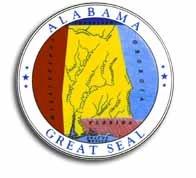 Alabama - State Seal Sticker