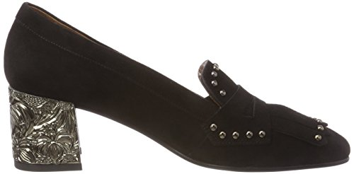 loafers m07 Noir Femme negro 09 7295 Pons Mocassins Quintana wqnCHEYIR