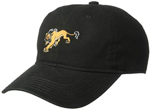 Disney Men's Lion King Scar Baseball Cap, Black, One Size