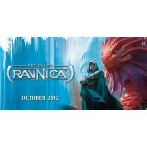 Toy / Game New Magic The Gathering - MTG - RTR - Return To Ravnica Booster Box (36 Packs) - For 16 Years & Up
