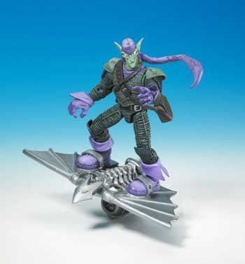 Green Goblin with Missile Launching Glider ()