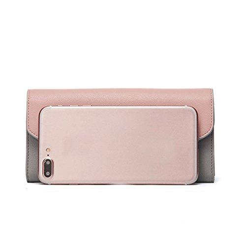 YYW Pochette Gris for femme women purses pour Bwnr8Bx