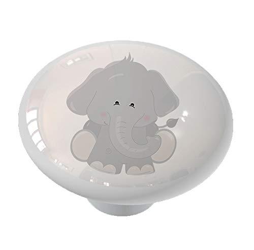 elephant dresser knobs - 9