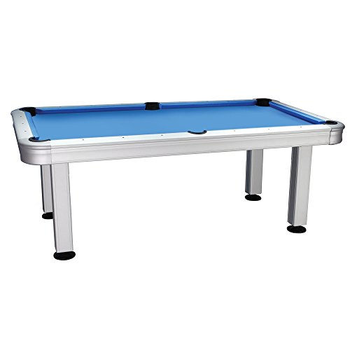 Level Best Pool Table (Imperial 7 Foot Outdoor Pool Table with Accessories)
