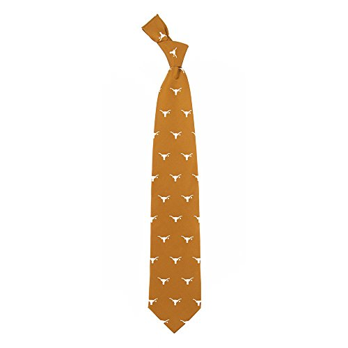 (Texas Prep Silk Necktie)