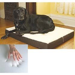 Medium Dog Bed Memory Foam Pet Beds 20″ x 30″, My Pet Supplies