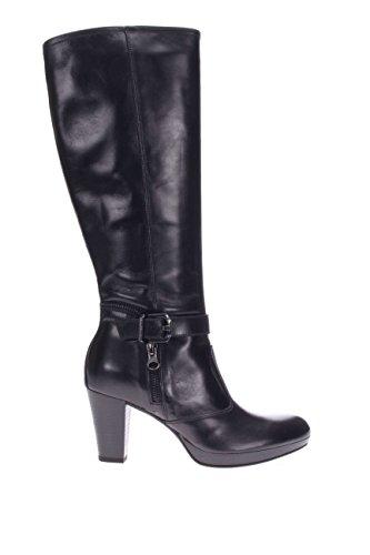 nbsp;– negro Giardini Negro Plateau nbsp;Botas 100 Botas a615962d Mujer nbsp;Zapatos Plateau FpxxaOn