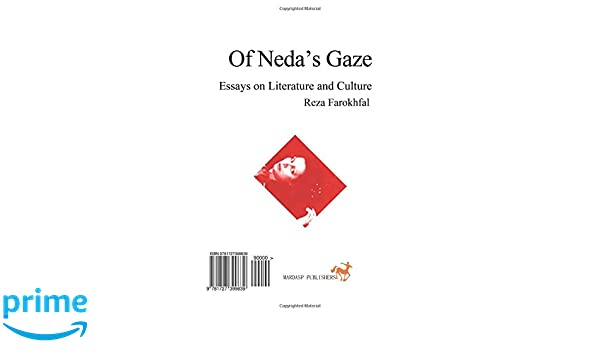Essays on Literature and Culture Of Nedas Gaze