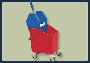 50 Plastiques Ustensiles Litros Chariot Industriel Balai Helguefer WH2D9IE