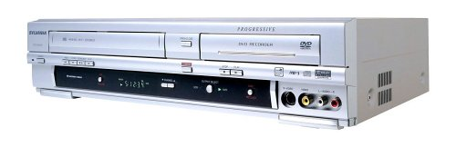 Sylvania DVR-90VG Progressive Scan DVD Recorder/VCR Combo (Mts Surround Sound System)
