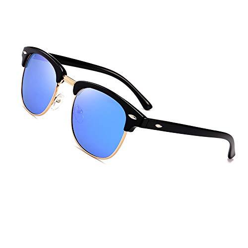 Wayfarer lunettes lunettes Noir Clair de demi Noir hommes Orange Natwve polarisée Classique amp; soleil Semi de soleil Noir rétro femmes clair monture Rimless Co EBZ1qzn1S