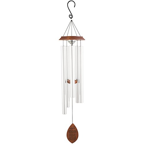 40'' Remembrance Wind Chime - God Has You in His Keeping by Carson Home Accent