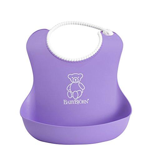 - BABYBJORN Soft Bib - Purple
