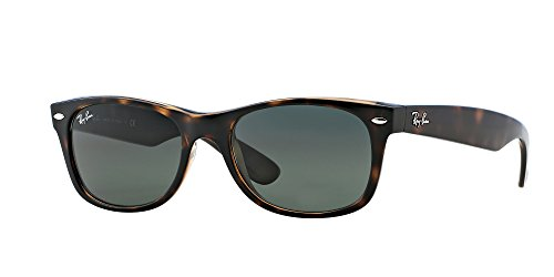 Ray Ban RB2132 902 52M Tortoise/Green+FREE Complimentary Eyewear Care ()