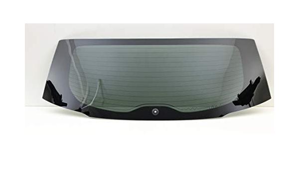 RW58275 QAA FITS Terrain 2018-2019 GMC 2 Pc: Stainless Steel Rear Window Trim, 4-Door, SUV
