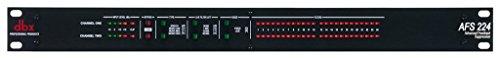 dbx AFS-224 Dual Channel Advanced Feedback Supression