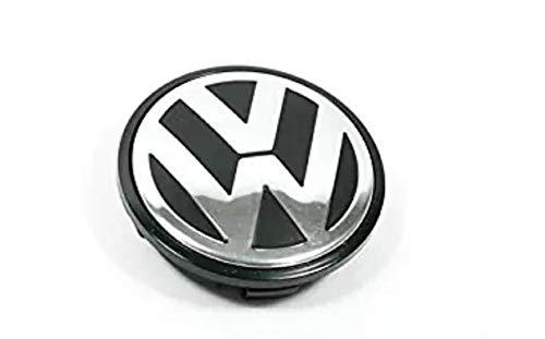 Choolo 60mm 236 Emblem Badge Sticker Wheel Hub Caps Centre Cover Fit Vw Volkswagen B5 B6 Mk4 Mk5 Mk6 Golf Polo Passat Sagitar Jetta Cc Magotan