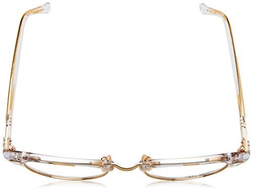 Ray-Ban rx5154 lunettes en or transparent RX5154 5762 49 Transparent