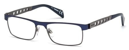Eyeglasses Diesel DL 5114 DL5114 092 blue/other