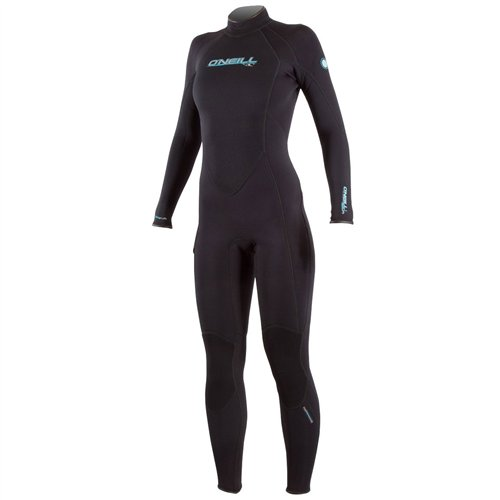 O'Neill Dive Wetsuits Womens 3 mm Explore Full Suit, Blac...