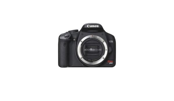 Canon EOS Rebel XSi - Cámara Réflex Digital 12.2 MP (Cuerpo ...