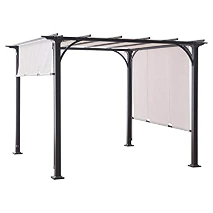 Garden Winds Threshold Pergola Replacement Canopy - RipLock 350 - Amazon.com: Garden Winds Threshold Pergola Replacement Canopy