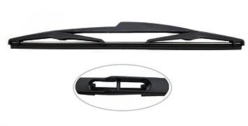 Escobilla limpiaparabrisas trasera para Peugeot 208 Hatchback 2012 a 2015 35 Cm/14 de largo