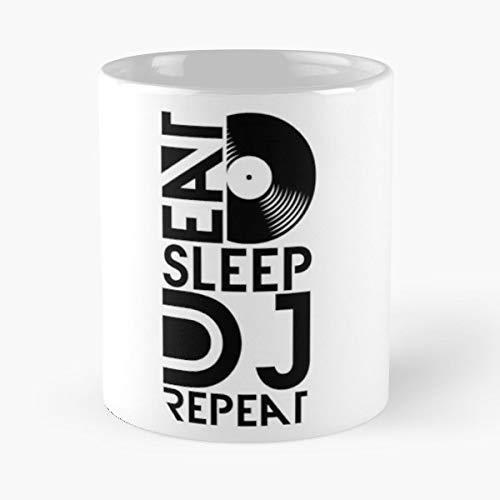 Dj Music Disc Jockey Wedding Mixer Pro Gift Best Gifts