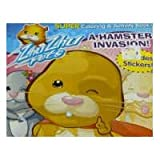 A Hamster Invasion Super Coloring and Activity Book