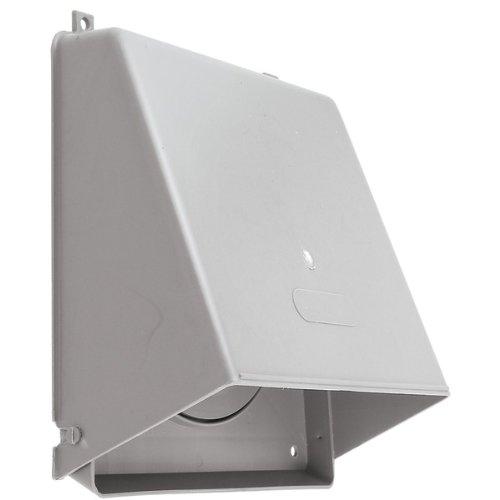 Lambro 351G Plastic Wall Cap (6