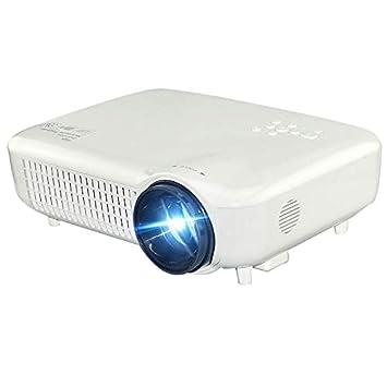 CHANYO proyector portátil, Distancia Ajustable VS-627 Mini ...
