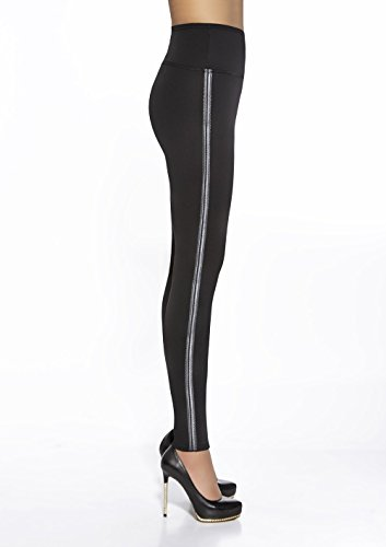 Leggings Angelica, elastisch, figurformend, klassisch elegant mit Po-Shaping und Anti-Cellulite-Effekt
