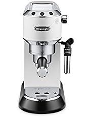 Delonghi EC685.W Dedica Style Espresso and Cappuccino Coffee Maker - White