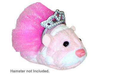 Zhu Zhu Pets - Hamster Outfit ballerina dress and crown ()