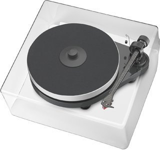 acrylic turntable cover - 6
