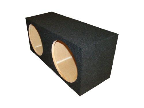"""Zenclosures 2-13"""" JL Audio 13w3v3-2 Subwoofer box"""