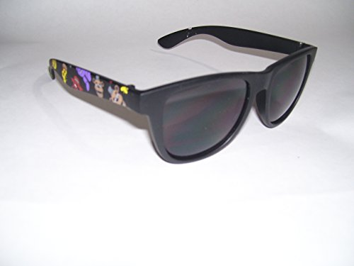 Five Nights At Freddy's Tossed Characters Retro - Sunglasses Freddy