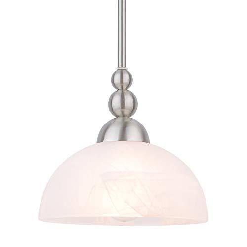 Large Alabaster Pendant Light