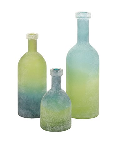 imax-65452-3-alena-green-and-blue-glass-bottles-set-of-3