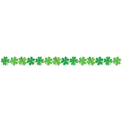 Creative Teaching Press Happy St. Patrick's Day Border (2679)]()