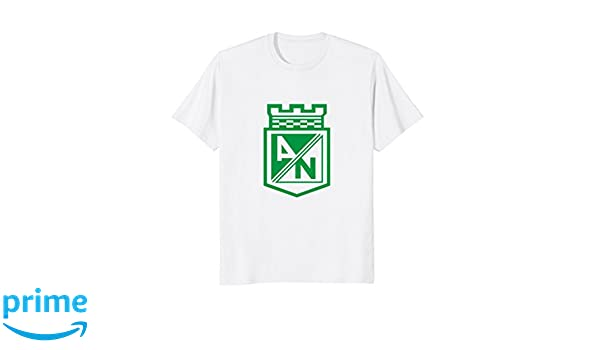 Amazon.com: Atletico Nacional Medellin Colombia Camiseta TShirt Jersey: Clothing