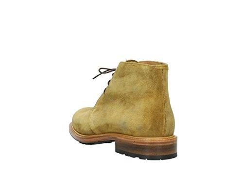 Wolky Sandali Moutarde KA Suede Yellow Sandali 40940 Wolky E51qPOU
